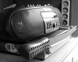 N Korea Radio